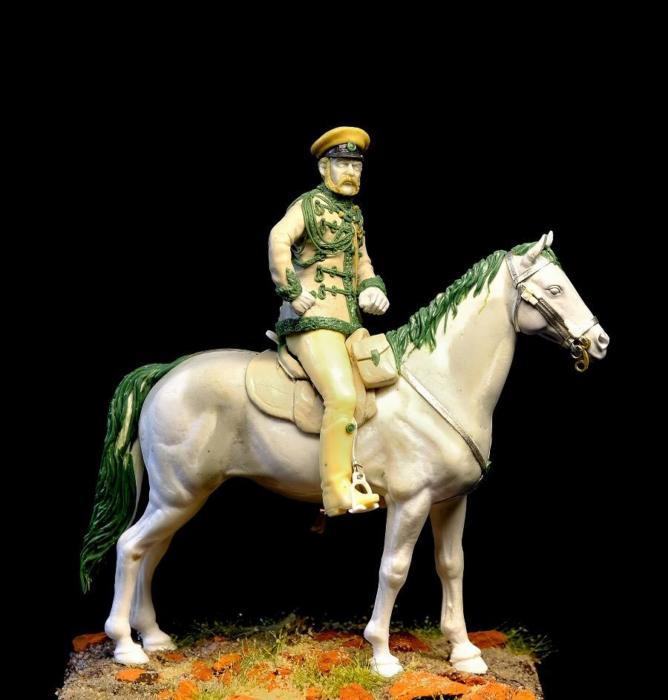 Imperatore Alessandro II, assedio di Pleven, settembre 1877 (1)ok