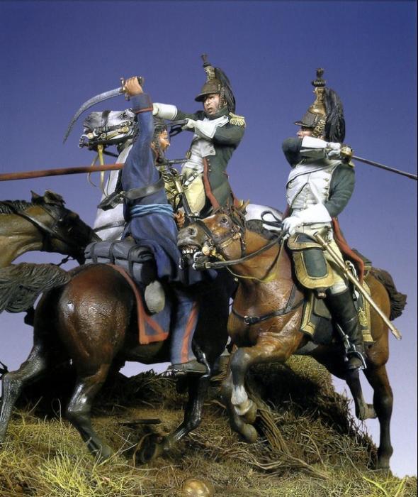 BORODINO, campagna di Russia,  7 settembre 1812