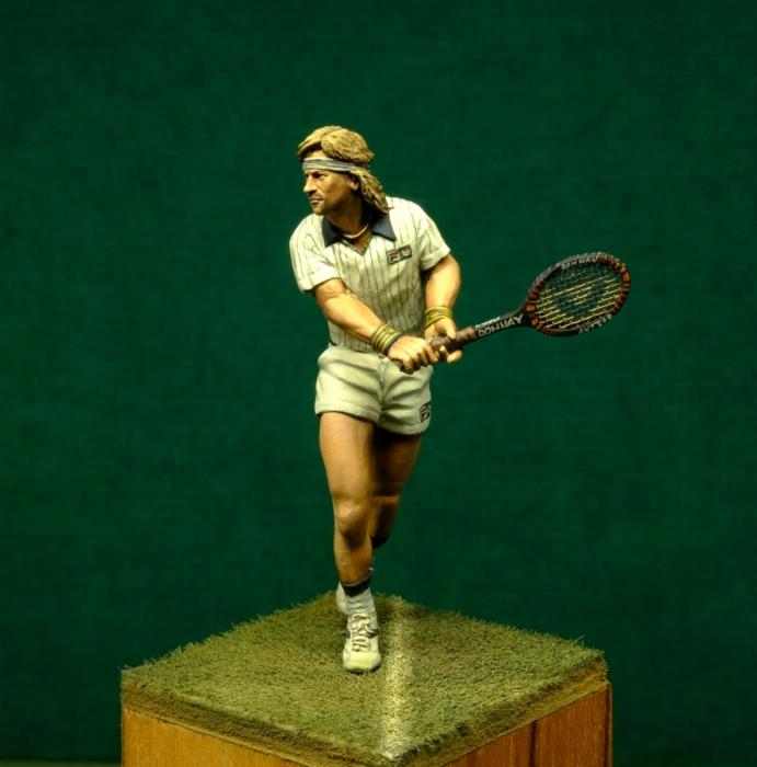 Bjorn Borg Wimbledon 19803