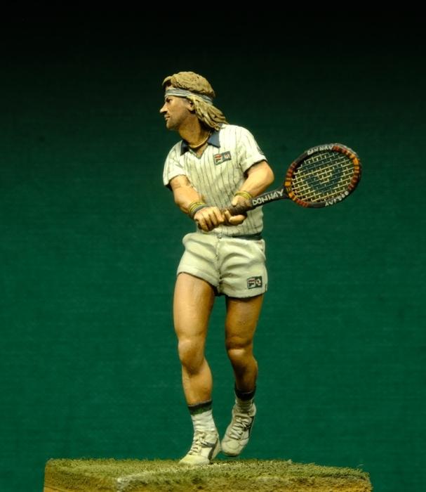 Bjorn Borg Wimbledon 19805