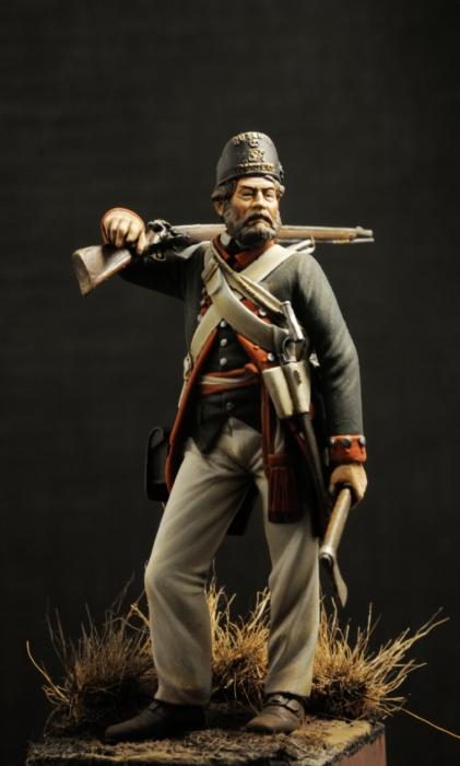 Butler's Ranger Sergeant 1779