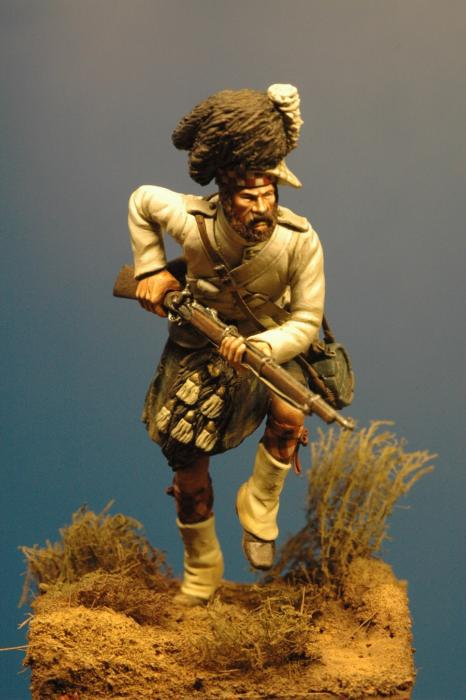 92nd Highlander Indian Mutiny 1857