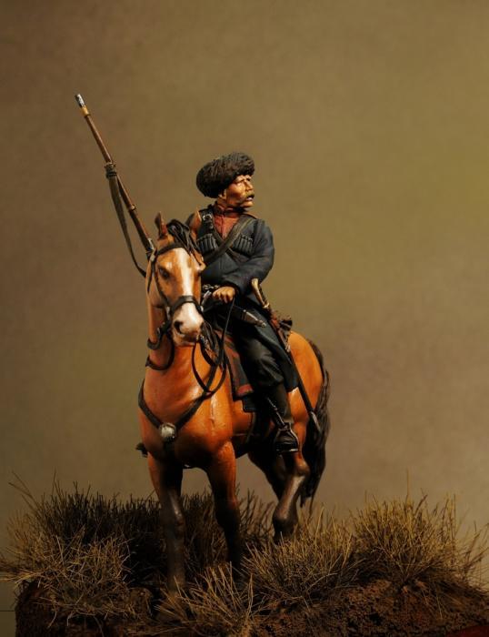 Terek Kossack Crimean War 1853 -1856