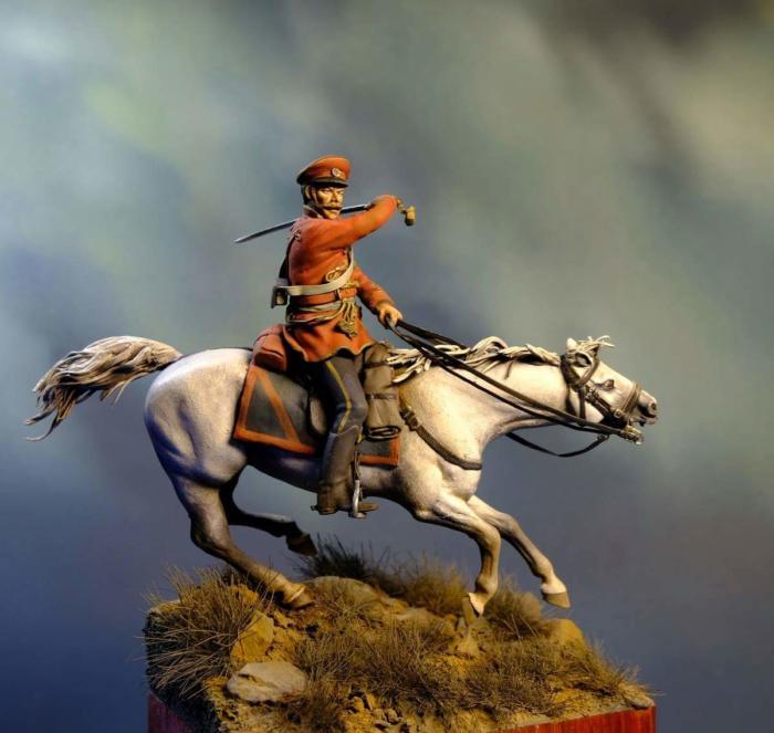 Life Guards Hussar Regiment, Telish october  3, 1877