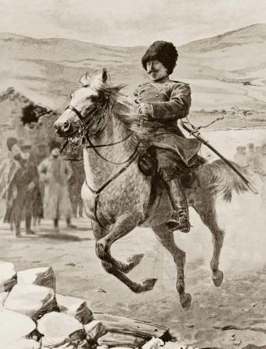 Generale A. M. Stessel, Port Arthur gennaio 1905 (18)