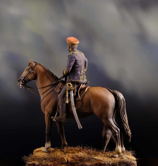 Imperatore Alessandro II, assedio di Pleven, settembre 1877 (12)ok