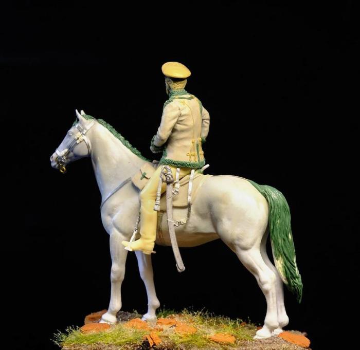 Imperatore Alessandro II, assedio di Pleven, settembre 1877 (3)ok