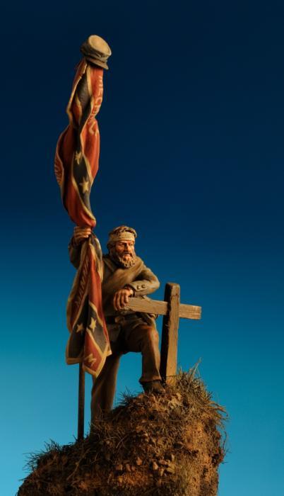 28th Regg.to North Carolina , Gettysburg 1863