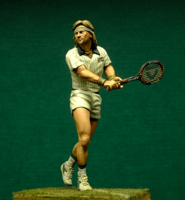 Bjorn Borg Wimbledon 19804
