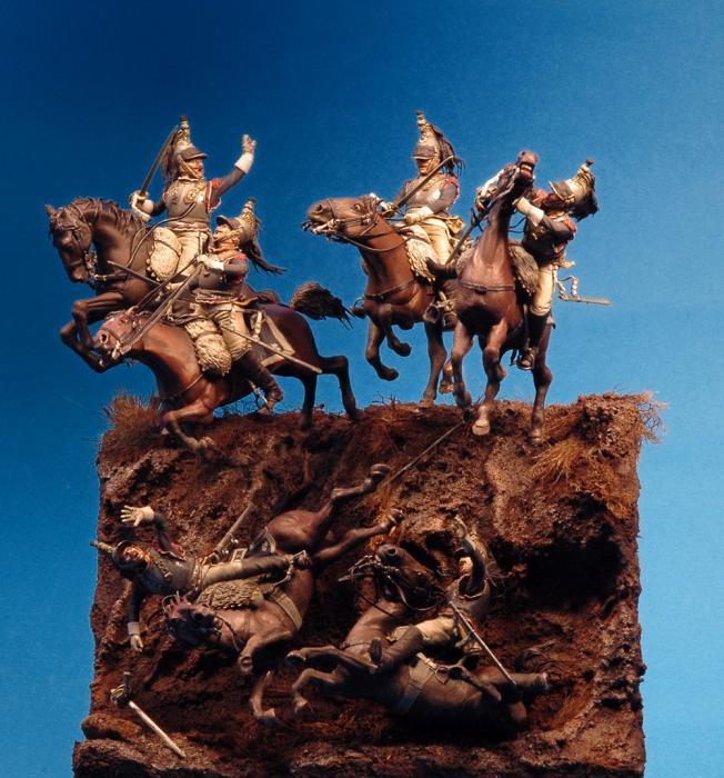 LE CHEMIN D'OHAIN,            Waterloo 18 giugno 1815