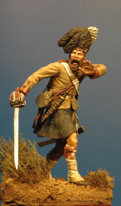 93rd Sutherland Highlander Indian Mutiny 1857