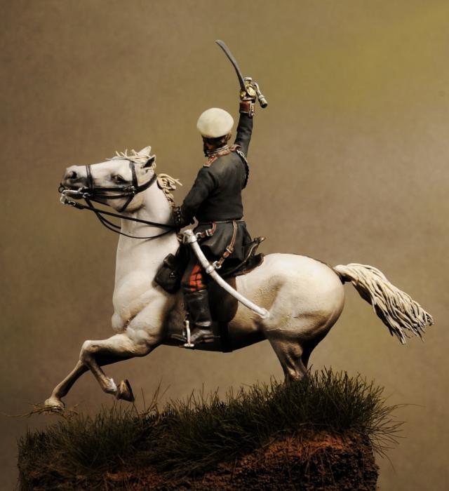 General M.D. Skobelev Russo Turkish War 1877 -1878