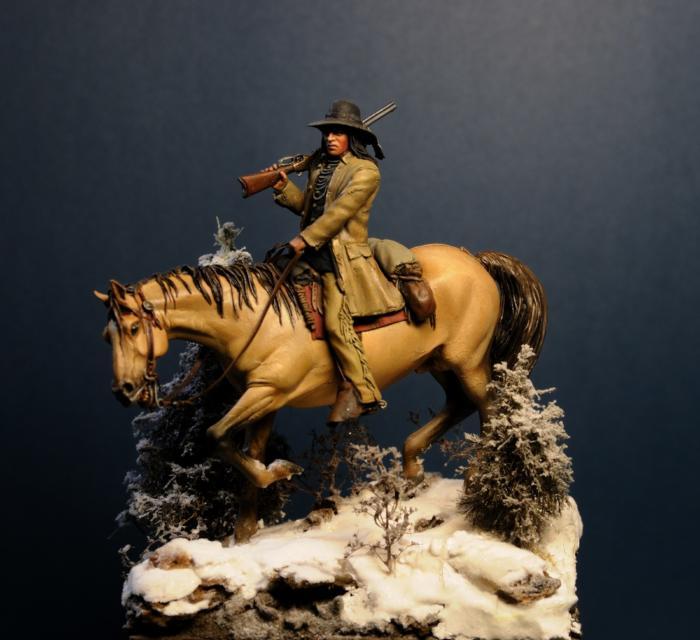 I See O Kiowa Indian Scout 1851-1935