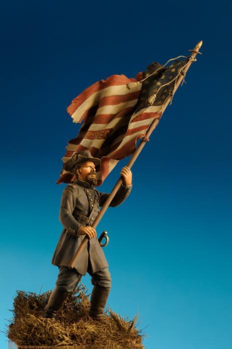 Officer 6th Winssconsin infantry, Gettysburg 1863