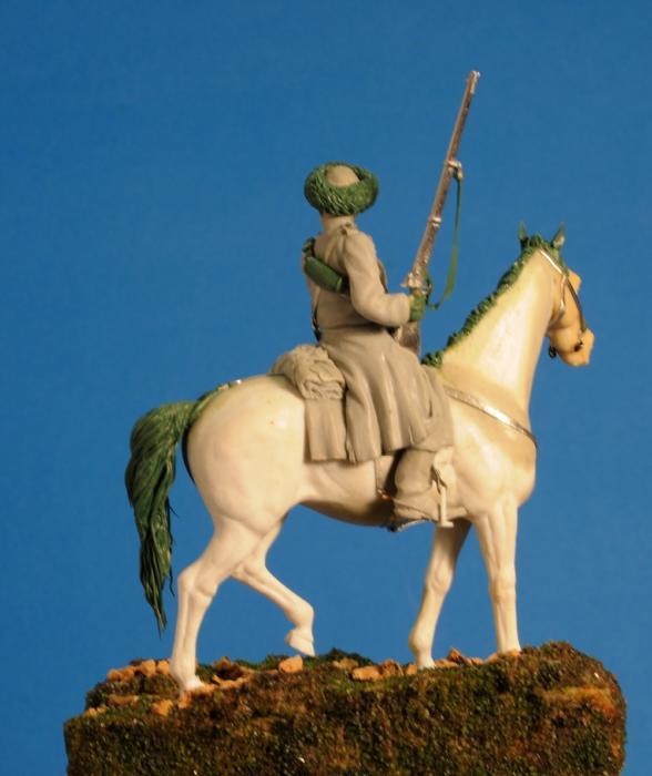 Terek Kossack Crimean War 1853 - 1856 (2)