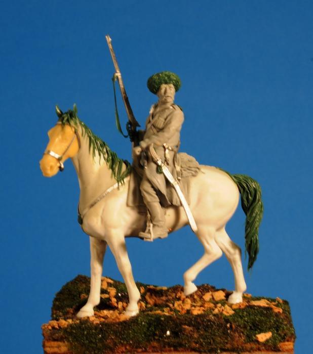 Terek Kossack Crimean War 1853 - 1856 (3)