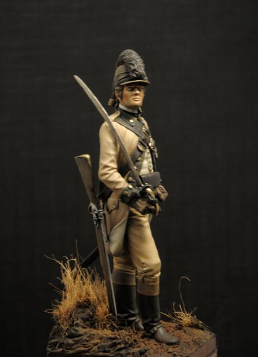 Trooper Partisan Lee's   Legion 1782